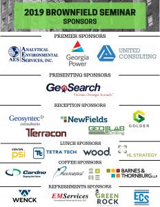 Seminar sponsors 4.11.19